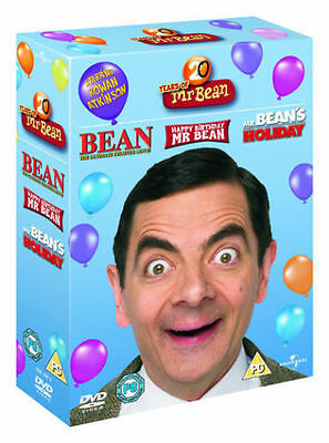 20 Years of Mr. Bean  DVD  NEW & SEALED