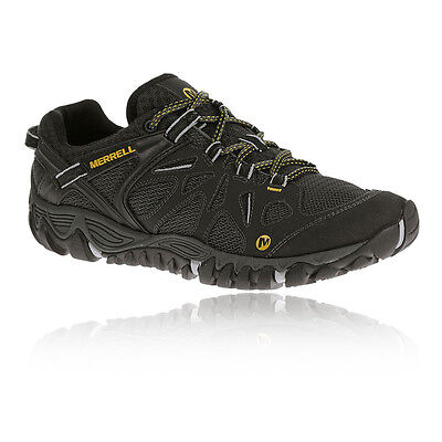Merrell All Out Blaze Aero Mens Black Sports Walking Sports Shoes Trainers