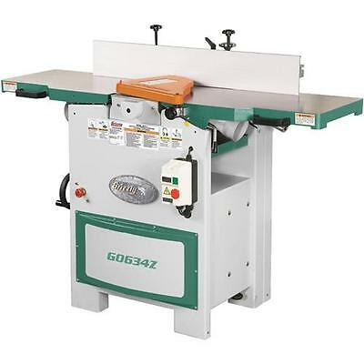 "G0634Z Grizzly 12"" Planer/Jointer with Spiral Cutterhead"