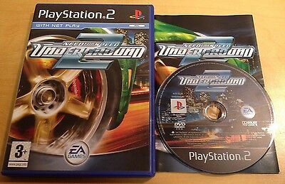 need for speed underground 2 sony playstation 2 2004. Black Bedroom Furniture Sets. Home Design Ideas