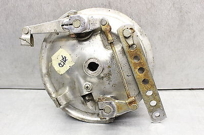 1972 Honda Cl175 Scrambler Front Brake Drum 5110