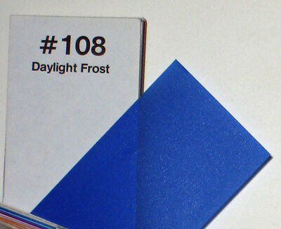 Roscolux 108 Daylight Frost - ONE sheet Rosco Lighting color filter Gel
