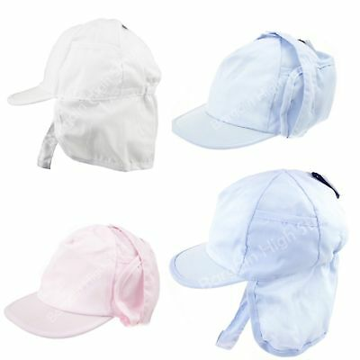 Baby Legionnaires Hat Summer Sun Boy & Girl Neck Covering Peak Baseball Cap