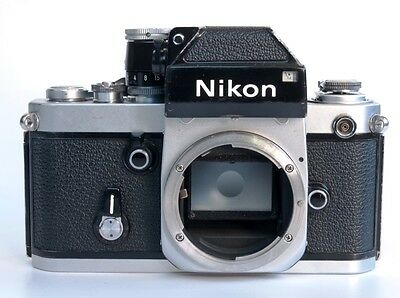 Nikon F2 con Photomic DP-1