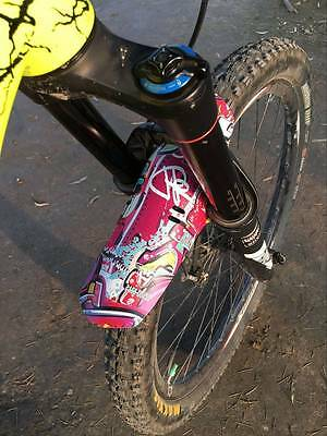 Bicycle Front Fork or Rear Mudguard Fender for AM DH FR Enduro Mountain Bike
