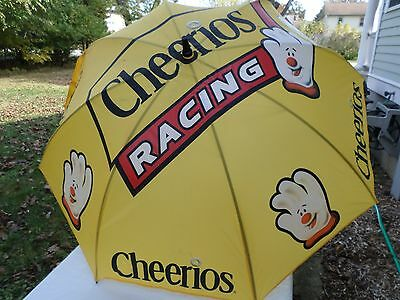 Cheerios Umbrella Vintage Advertising for a Race Rare Hard to Find