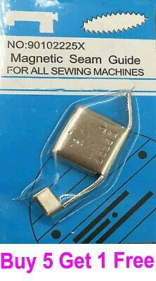 Magnetic Seam Guide for All Sewing Machines  -  UK Seller