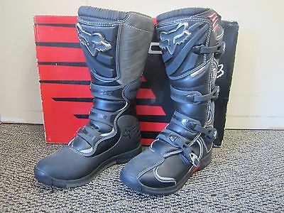 FOX ADULT RACING COMP 5 Boots - Size US_13 - AUS SELLER