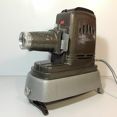 Vintage ALDIS 500 35mm Slide Projector