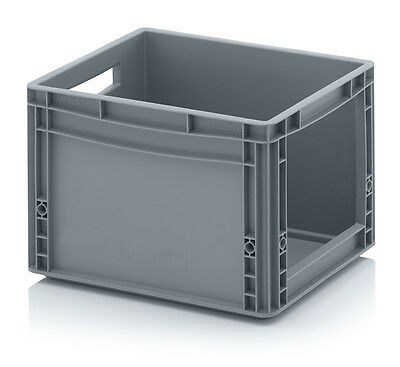AUER SLK 43/27 400 x 300 26 Litre Open Front Euro Stacking Storage Container