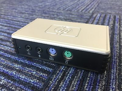 HP Multiseat T100 Thin Client (No Instruction Manual)