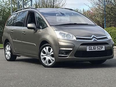 2012 Citroen Grand C4 Picasso 2.0 HDi Exclusive 5dr