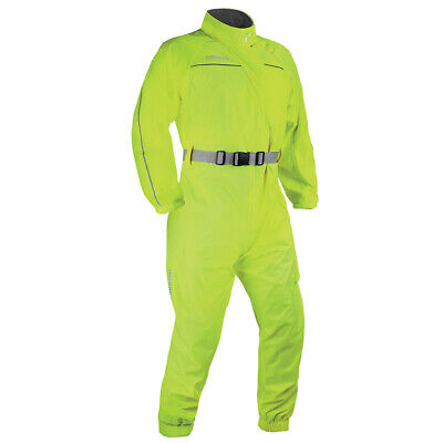 Oxford Rainseal Motorcycle Motorbike Over Suit Riding Oversuit S-6XL Fluo