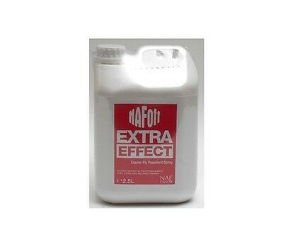 NAF Off Extra Effect 2.5Litre  Horse Equine Fly spray Refill