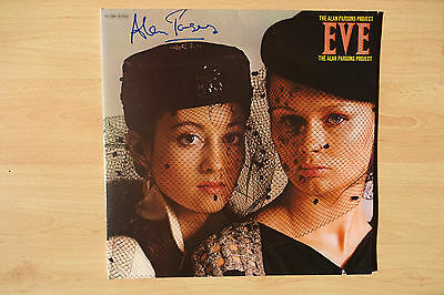"The Alan Parsons Project Autogramm signed LP-Cover Vinyl ""Eve"""