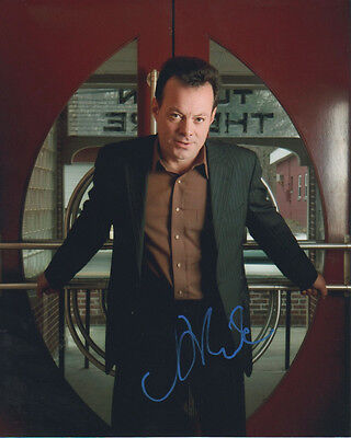 James Hunter signed 8x10 inch photo autograph