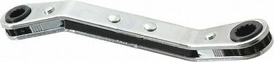 """Proto 7/32 x 9/32"""", 12 Point, Full Polish, Double End, Reversible Ratcheting ..."""