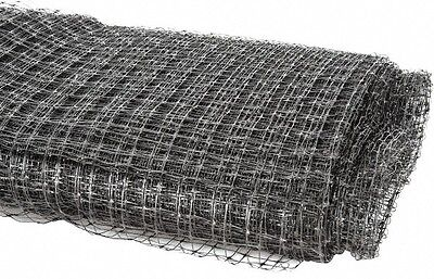 Bird-X Plastic Bird Control Netting 3/4 Inch High x 14 Ft. Wide x 100 Ft. Lon...