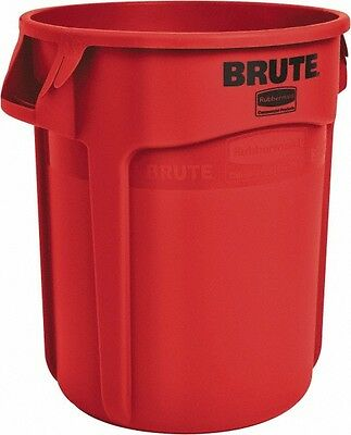 Rubbermaid Round Trash Can