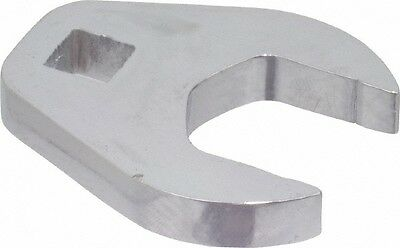 "Proto 3/8"" Drive, 15/16"" Size, Inch Open End Crowfoot Wrench Chrome, 1.8"" Hea..."