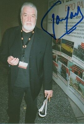 "Jon Lord ""Deep Purple"" Autogramm signed 10x15 cm Bild"
