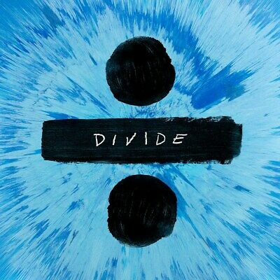 ÷ - Ed Sheeran (Album) [CD]