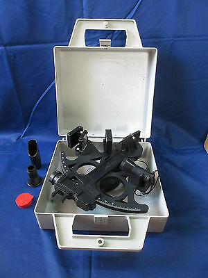 Master Sextant- Mark 15 - Davis Instruments- with Case