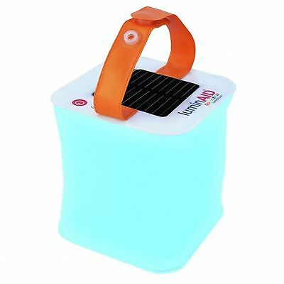 LuminAID PackLite Spectra - Solar Inflatable Colour Changing Light (1 light)