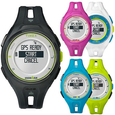 Orologio GPS Timex RUN X20 GPS Technology Watch Impermeabile 50m Virtual coaches