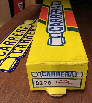 """NOS CARRERA RACING SHOCKS 3178 7"""" Stroke With Bearings-Hypercharged"""