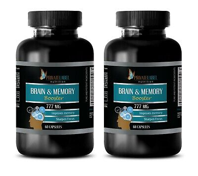 Amino acid supplement - BRAIN & MEMORY BOOSTER FORMULA 777 - immune support  -2B