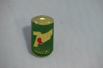 Vintage 7UP 7 Up Can Enamel Lapel Pin