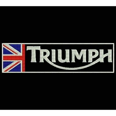 Iron Patch bestickt Patch zona ricamata parche bordado TRIUMPH