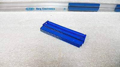 5 Pcs Berg .100 in Pitch 2x25 Pin 50 Pin IDC Female Header Socket Connector