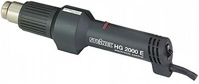 STEINEL HG 2000 E - Powerful 1500 W Heat Gun With Variable Temperature Between