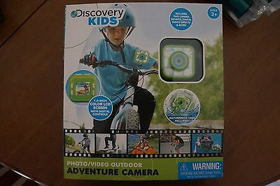 NEW Discovery Kids Photo/Video Outdoor Adventure Camera