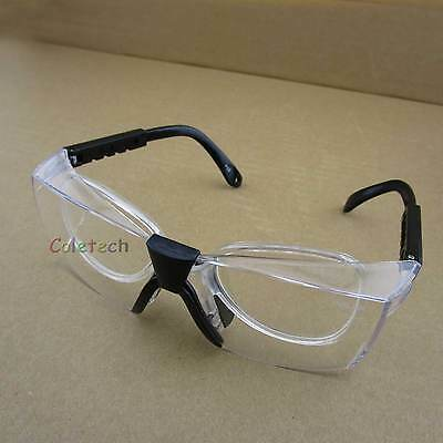 10x Industrial Laser Protection Safety Glasses Goggles 1064nm YAG Laser Lab DB