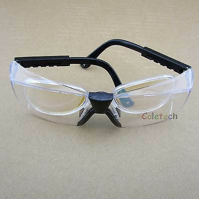 10x Laser Protection Safety Glasses Goggles 1064nm & 532nm Laser Tattoo Remove D