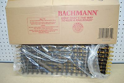 Bachmann 94655 x 16 8' Diameter Curved Solid Brass Track *G-Scale* NEW