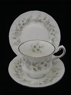 Paragon DEBUTANTE Teacup Saucer and B & B Plate TRIO