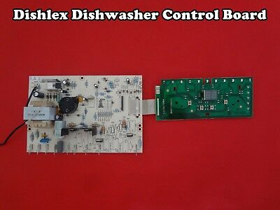 Dishlex Dishwasher Spare Parts Control Board Replacement (D105)Used