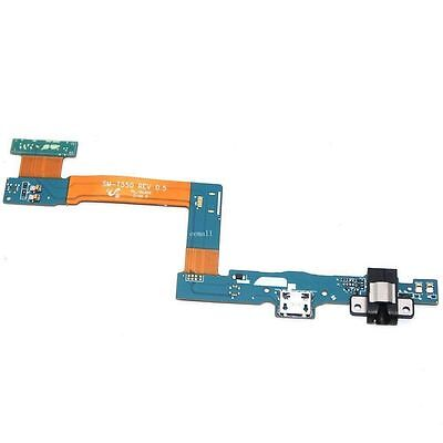 For Samsung SM-T550 T555 Galaxy Tab A 9.7 USB Charger Charging Port Flex Cable