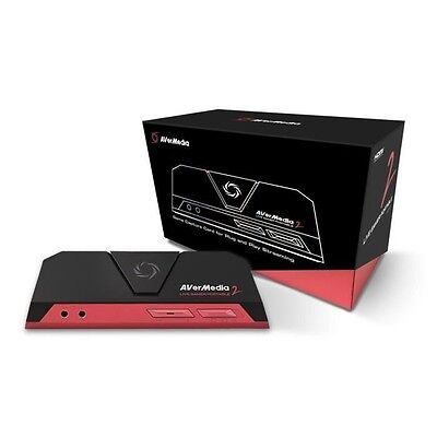 AVerMedia Boîtier d'acquisition video Live Gamer Portable 2 (LGP2)