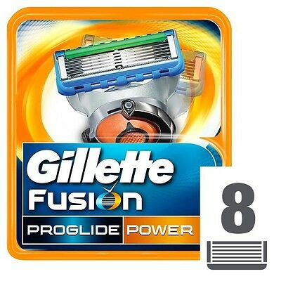 GILLETTE Lames Proglide FlexBall Power (pack de 8)