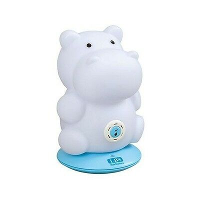 LBS MEDICAL Veilleuse Multicolore Musicale Babyzoo Tamy