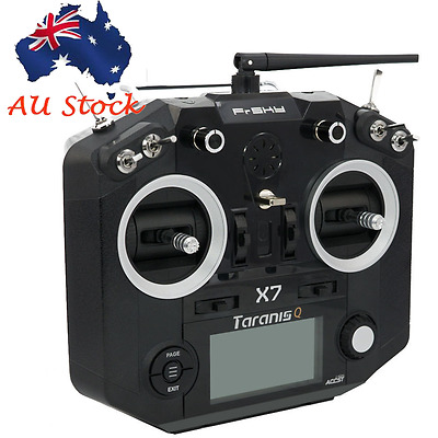 FrSky Mode 2 ACCST Taranis Q X7 X9D Plus 2.4GHz 16H Telemetry Transmitter AU!