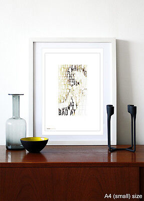 THE WHO ❤ Pictures Of Lily ❤ song lyrics typography poster mod art print #16