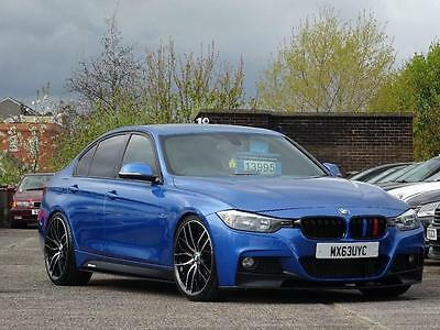 2013 BMW 3 Series 2.0 318d M Sport 4dr (start/stop)