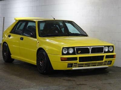 1995 Lancia Delta 2.0 EVOLUTION II GINSTER YELLOW 5dr