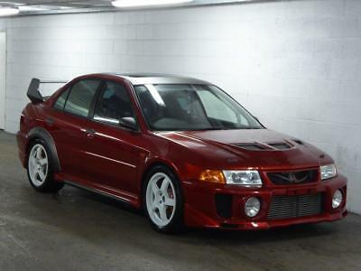1998 Mitsubishi Lancer 2.0 Evolution V Evo 5 GSR Modified 4dr